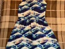 Платье летнее, лёгкое