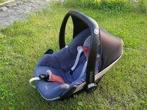 Детское автокресло Maxi Cosi pebble, база Easy Fix