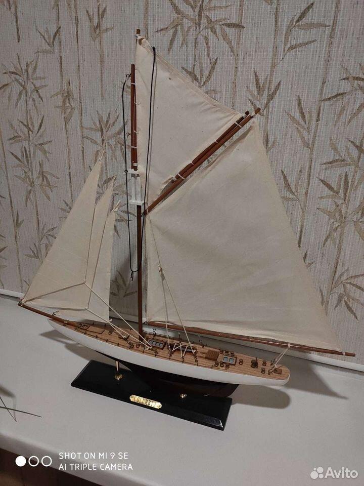 Модель яхты  89270531828 купить 1