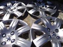 Колпаки для колёс на Peugeot