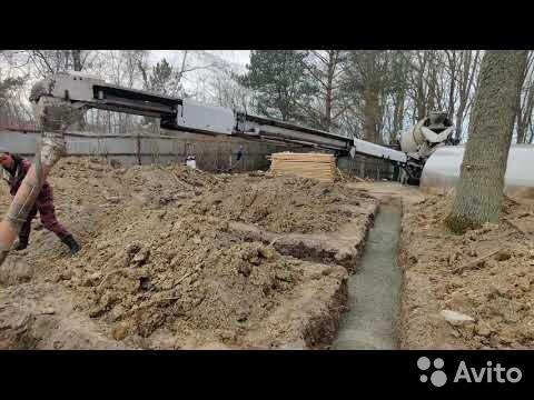 Бетон в калининграде купить на авито северская бетон купить